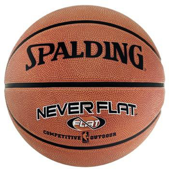 Picture of Spalding NBA Neverflat Outdoor Basketball
