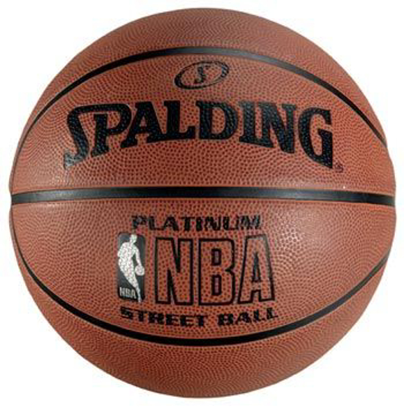 Picture of Spalding NBA Platinum Street Basketball