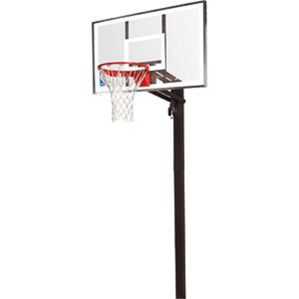 Picture of Spalding NBA Gold In Ground Unit