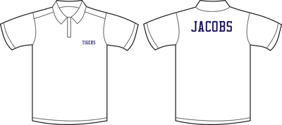 Picture of Set of Team Polo Shirts