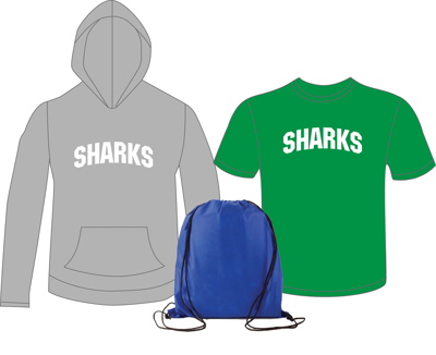 Picture of Teamwear Package Deal - HTSB