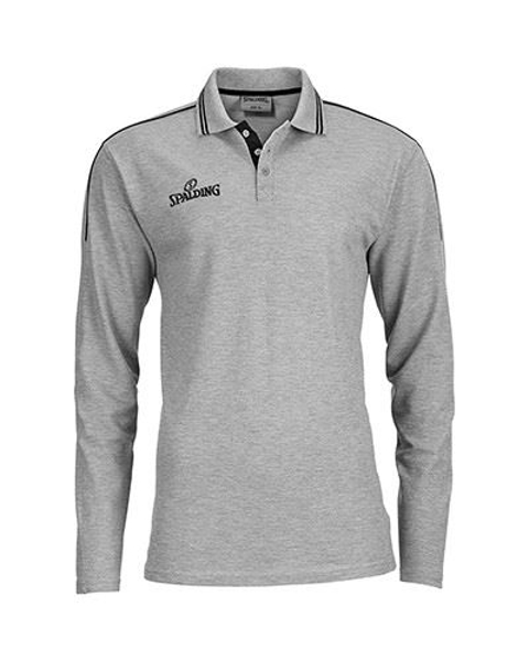 Picture of Spalding L/S Polo Shirt