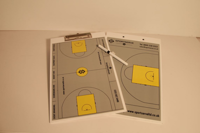 Picture of Sportserve Double Sided Tactics Board