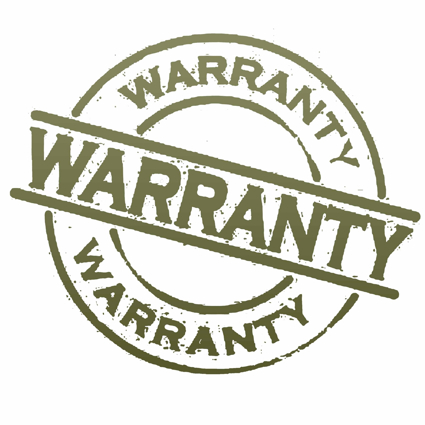 Picture for category Warranty & Pricing