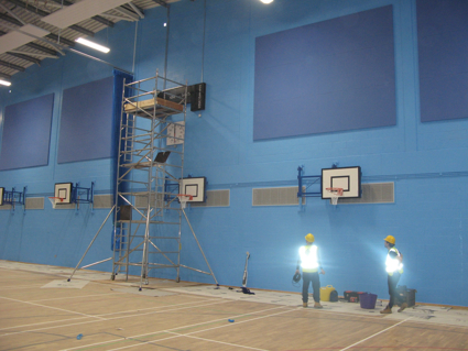 Picture for category Queen Park Sports Centre