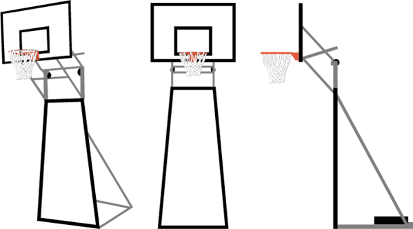 Picture of Sportserve 3on3 Unit