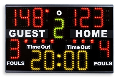 Picture of Table Top Scoreboard