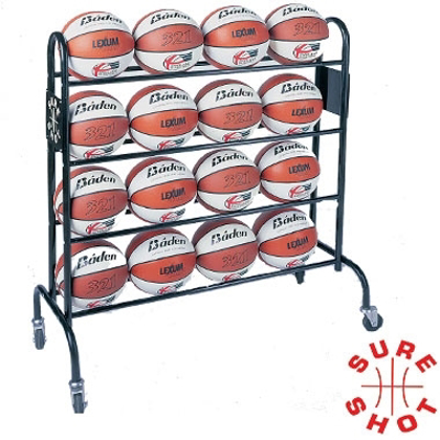 Picture of SureShot 16 Ball Trolley
