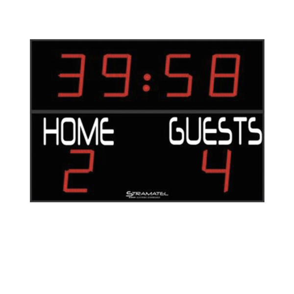 Picture of FFC Outdoor Scoreboard