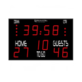 Picture of FRA-US American Football Scoreboard