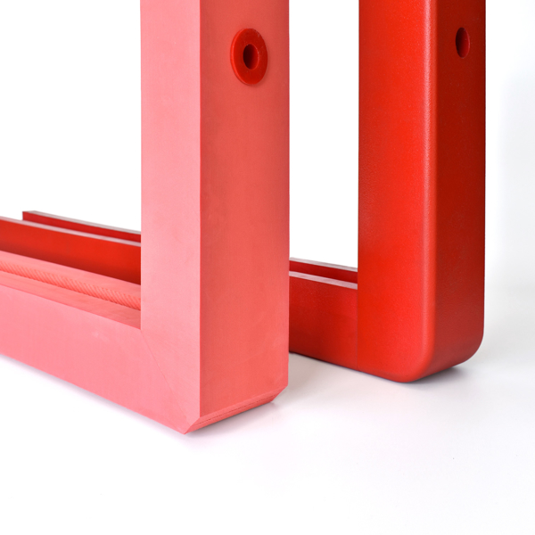 Picture of Red Backboard Padding
